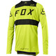Fox Flexair Long Sleeve Jersey Men yellow/black